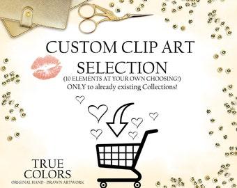Custom Clip Art SELECTION