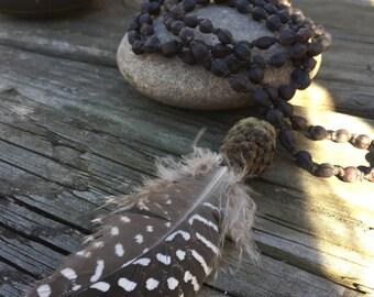 108 Hand Made Mala Beads Prayer Beads Meditation Beads
