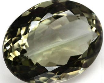 Natural Prasiolite Green Amethyst. Amazing Green Prasiolite Without Treatment! Loose gemstones for jewelry making.