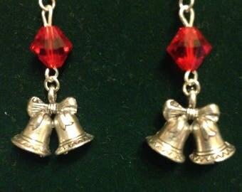 Silver Bells Earrings