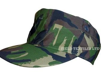 Crap Hat Combat Cap Woodland DPM Green Camouflage British Army Genuine Issue NEW