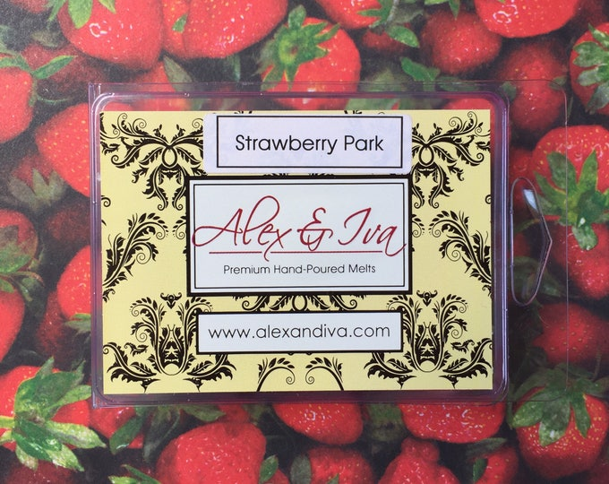 Strawberry Park - 4 oz. melts