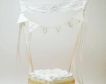 Love Cake Bunting