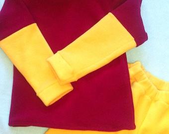 Winnie the Pooh costume / Toddler Costume / Kids Costume / Winnie the Pooh dress up / Handmade costume / Halloween costume
