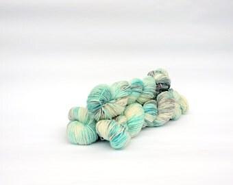 Laguna Spray- Hand Dyed Yarn -  DK 100% merino wool
