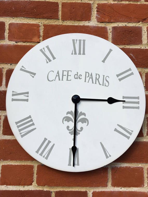 Make Your Own Clock Personalised Clock Wooden Clock Wall