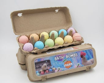 Chicken Bath Bombs
