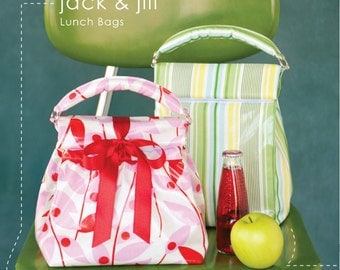 Classic Lunch Bags Pattern by Heather Bailey
