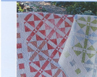 Modern Fortune Quilt Pattern