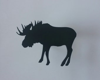 Moose hitch cover, hitch cover, animal hitch cover, wildlife hitch cover
