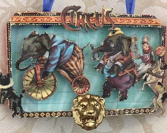 Circus Procession