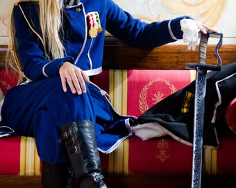 Olivier Milla Armstrong Cosplay