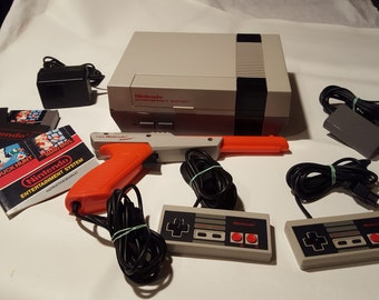 Original Nintendo NES Entertainment System