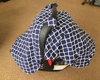 Baby Car Seat Covers - Baby Gift - Baby Car Seat Canopy - Baby Shower Gift - Infant Car Seat Cover - Baby Carseat Cover -Baby Carseat Canopy
