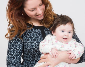 Breastfeeding Top - Sonia.