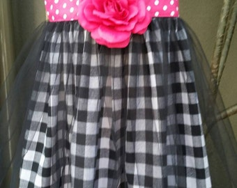 Girls Party Dress Size 6