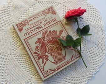 """Children's book """"La Bouillie de la Comtesse Berthe"""" By Alexandre DUMAS - Vintage Book of 1924!"""