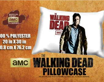The Walking Dead Eugene Porter Josh McDermott Pillowcase