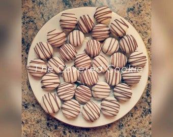 Chocolate Covered Mini Cookies