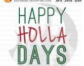 Digital File, Happy Holla...