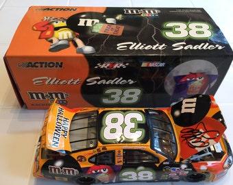 1:24 Scale NASCAR Stock Car