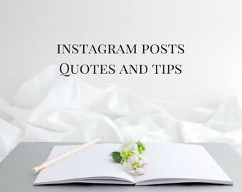 Custom Instagram Posts | Personalized Instagram Posts | Business Instagram Posts | Instagram Posts for Biz | Social Media Posts | Instagram