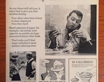 1962 Sugar Ad