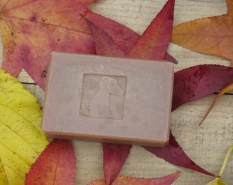 Harvest Evening-cold process soap, hand-made soap, man soap, natural soap