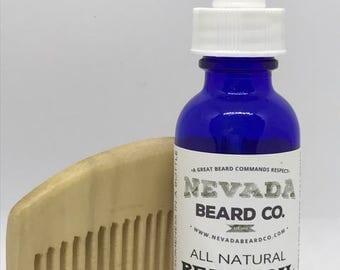 Sweet Citrus Beard Oil