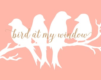 Gift Certificate for Bird at My Window's shop, Organic Skin Care & Cosmetics