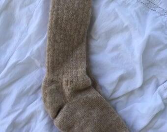 Suri Alpaca Socks