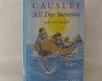 All Day Saturday. Charles Causley. Signed. 1st. Edition.