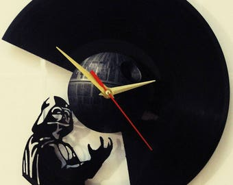 50% discount Darth Vader clock Darth Vader Star wars clock