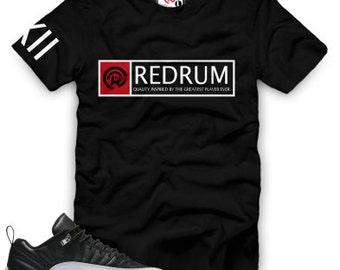 Playoff XII Redrum T-Shirt