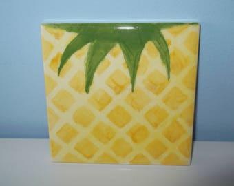 Pineapple Coaster