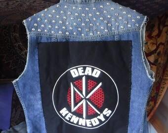 Dead Kennedys Punk Jacket