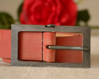 Leather Belt, Rustic Belt, Mens Leather Accessories, Vintage Belt, Vintage Leather Belt