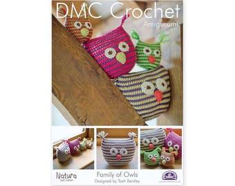 DMC Family of Owl Leaflet