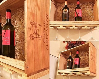 Custom Made Wine Rack & Home Decor