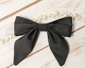 Black Sailor Bow