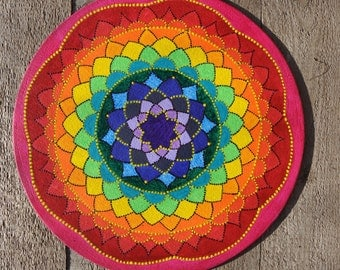 Mandala of Overcoming the obstacles