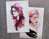 Carte postale Feminity I