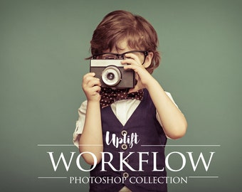 WORKFLOW Collection for Photoshop