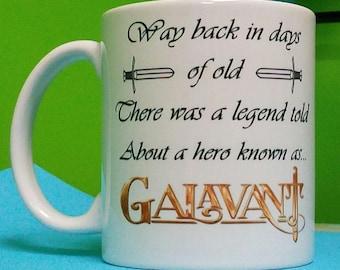 Galavant Mug