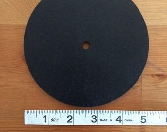 "5"" Center Plate for DIY Spool Clock"
