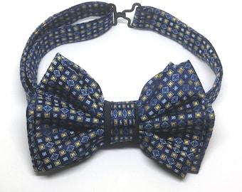 "Bow tie ""Midnight Blue"""