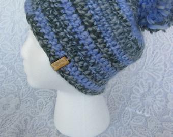 Soft Crochet Beanie