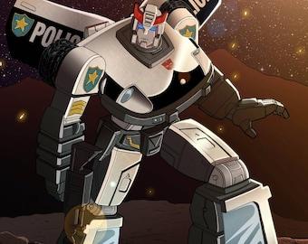 Transformers Prowl