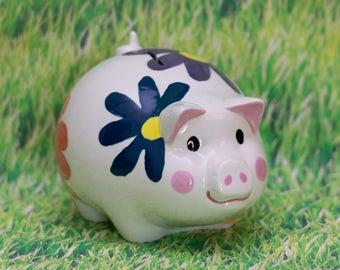 Petunia Piggy Bank