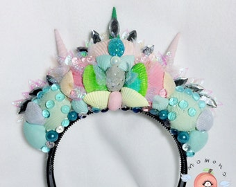 Pastel metmaif crown